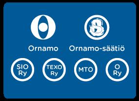 Ornamo ja muut ryhmät